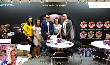 ColourVUE in MOF 2018